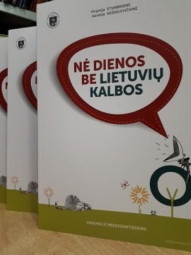 Nė dienos be lietuvių kalbos
