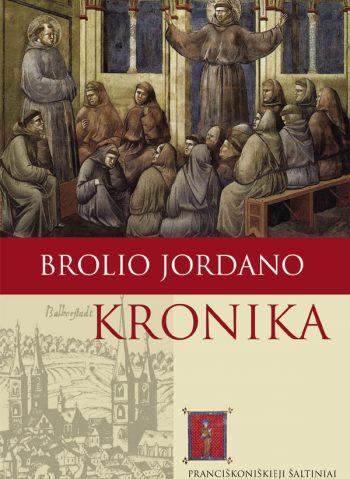 Brolio Jordano kronika: Pranciškoniškieji šaltiniai
