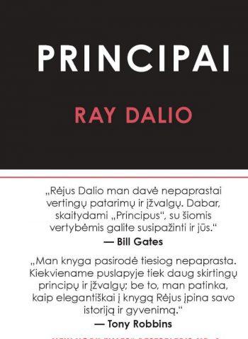 Principai. Ray Dalio